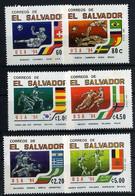 Soccer Football Salvador #1941/6 1994 World Cup USA MNH ** - 1994 – USA