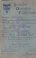 REVEL  - Carte  JEUNESSE OUVRIERE CHRETIENNE - Revel