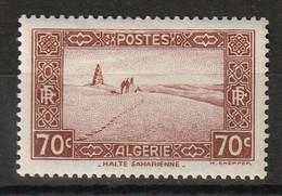Algérie 1938-41 , YT 138 , Cote 0,20 - Non Classés