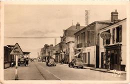 85 - St-gilles-sur-vie - Quai Du Port-fidèle (1952) - Saint Gilles Croix De Vie