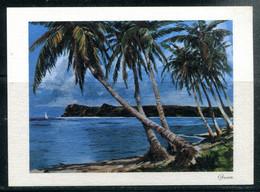 GUAM - Two Lovers Leap (carte Vierge) - Guam