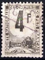 FRANCE                    Colis Postaux 3 A                        OBLITERE - Oblitérés
