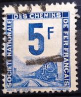 FRANCE                    Colis Postaux 4                         OBLITERE - Oblitérés