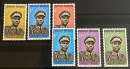 Rwanda Zegel Nrs 572 - 577 MNH*** OCB 2,50€ - Collections