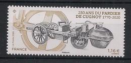France - 2020 - N°Yv. 5435 - Fardier De Cugnot - Neuf Luxe ** / MNH / Postfrisch - Automobili