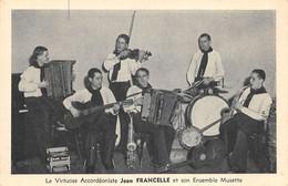 89-AUXERRE-ORCHESTRE JEAN FRANCELLE-N°2158-E/0297 - Auxerre