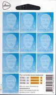 Nederland - Koningin Willem-Alexander 2014 - Waarde 1 - MNH - Plaatnummer W1W1W1W1 - NVPH V3256 - Ongebruikt