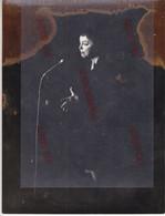 Au Plus Rapide Salle De L'Alcazar Marseille Edith Piaf Beau Format - Famous People