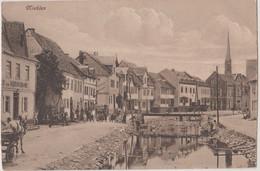 Carte Postale  Miehlen  Le Village Au Bord De La Muhlbach Belle Animation   Kirche - Other