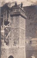 Revin - Construction Du Pont Suspendu Allant à Fumay - CARTE PHOTO - Revin