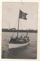 @@@  CARTE PHOTO  Lucien AMIAUD Les Sables D Olonne Excursion à La Foret D Olonne Juillet 1913 - Sables D'Olonne