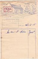 Facture Garage P Defrance Pressoir Prompt Corbeil Essonnes 91 Essonne - Old Professions
