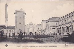 03 -- Vichy -- Les Réservoirs D'eau Du Nouvel Etablissement --- 965 - Vichy