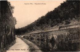 88 - Girancourt - Canal De L'est - Tranchée De Truzey - Other Municipalities