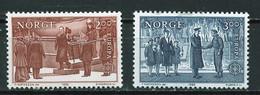 Norvège - Norway - Norwegen 1982 Y&T N°821 à 822 - Michel N°865 à 866 *** - EUROPA - Ungebraucht