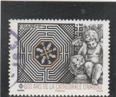 FRANCE 2020 - 800 ANS DE LA CATHEDRALE D AMIENS  OBLITERE - Used Stamps