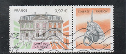 FRANCE 2020 MOULINS ALLIER OBLITERE - Used Stamps