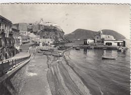 LIPARI-MESSINA-MARINA PICCOLA-CARTOLINA VERA FOTOGRAFIA-VIAGGIATA IL 27-7-1960 - Messina