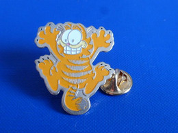 Pin's Garfield - Chat Orange Roux BD (SB62) - Fumetti