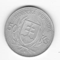 50 Korun Slovaquie 1944   TTB à SUP - Slovakia
