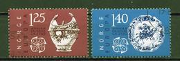 Norvège - Norway - Norwegen 1976 Y&T N°680 à 681 - Michel N°724 à 725 (o) - EUROPA - Used Stamps