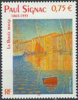 "Timbre Neuf France MNH 2003 : Paul Signac (1863-1955) ""La Bouée Rouge"" - Ongebruikt"
