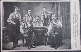 ROUMANIE ROMANIA Cpa Postcard  - 1909 Romana Salona Orchestra - Alecu Florescu - Rumania