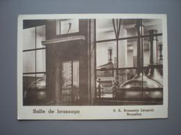 BRUSSEL - BRUXELLES - Brasserie - Brouwerij - Léopold - Brewery - Otros