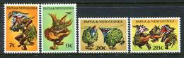 Papua New Guinea 1971 Native Dancers Set HM (SG 208-211) - Papouasie-Nouvelle-Guinée