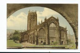 Yorkshire Rp  Postcard Halifax Frith's Parish Church Unused - Sonstige
