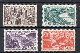 N°24/27*PROPRES AVEC CHARNIERE COTE70E NET 13E - 1927-1959 Mint/hinged