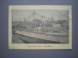 BRUSSEL - BRUXELLES - Courtier En Bateaux - Scheepvaart - Yacht - Altri