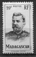 MADAGASCAR  N°  317 **  (Y&T)  (Neuf) - Ungebraucht