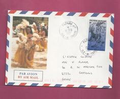 Lettre De 1997 Pour La France - YT N° 517 - Storia Postale