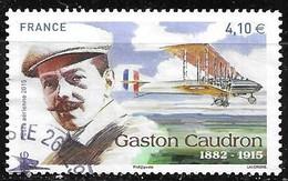 France Poste Aérienne 79 G.Caudron 2015 Oblitéré - 1960-.... Matasellados