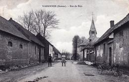80 - Somme -  VARENNES - Rue Du Bois - Sonstige Gemeinden