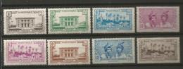 Timbre De Colonie Française Martinique Neuf *  N 175 / 185  Manque Les N 176 / 181 / 182 - Unused Stamps
