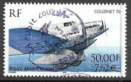 France Poste Aérienne 64 Couzinet 70  2000 Oblitéré - 1960-.... Matasellados