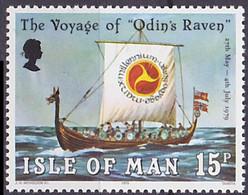 """MAN - Marine, Voyage Du """"Odin's Raven"""" - Other"""