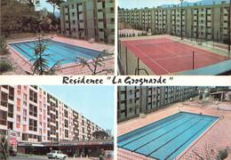 13 Marseille Résidence La Grognarde 11eme Arrondissement Terrain Court Tennis Piscine Centre Commercial Immeuble - Otros
