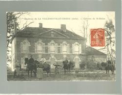 10 Environs De La Villeneuve Au Chêne Chateau De St Blaize édit. Delahache - Autres Communes
