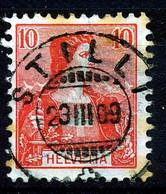 """HELVETIA - Mi Nr 98 - """"STILLI"""" - (ref. 2854) - Gebruikt"""