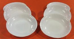 6 Assiettes Creuses Vintage  Arcopal France   Modèle Feston  Diamètre : 225 Mm - Plates