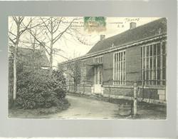 41 Vue Intérieure De La Villa Touraine Veranda Et Bosquet Thenay édit. E.M. N° 3 - Other Municipalities