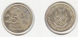 GUINEE  25 Francs 1987 25F - Guinea