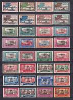 WALLIS ET FUTUNA - YVERT N°43/65 ** MNH - COTE 2015 = 150 EUR - Unused Stamps