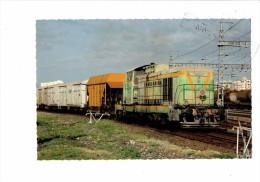 Cpm - Maroc - MEKNES - Train Locomotive DF 101 - Avril 2008 - - Otros