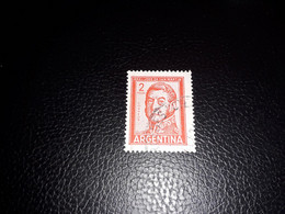 "A4MIX18 ARGENTINA GRAL JOSE DE SAN MARTIN 1962 ""O"" - Oblitérés"