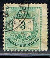 HONGRIE 696 // YVERT 25 B // 1885-89 - Used Stamps
