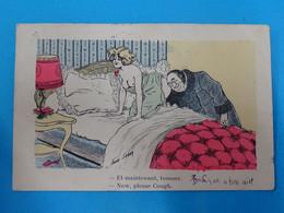 Illustrateurs ) Xavier Sager - Et Maitenant Toussez : Année   1906 - EDIT - - Sager, Xavier